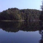 Ausblick aufs Wasser