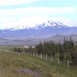 Hekla - Islands aktivster Vulkan