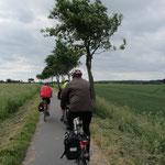 Norddeutschland im Wind