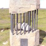 Gedenkstein der Widerstandskämpfer