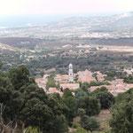 Calenzana wird sichtbar