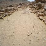 lang ist der Weg zum Gipfel