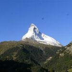 Matterhorn bei Kaiserwetter