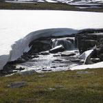 Landschaft in Lappland
