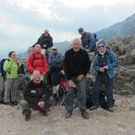 Gipfelbild auf der Sarnia Skala
