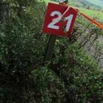 noch 21km zum Ziel