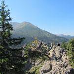 bei schönem Wetter ist die Tatra ein Traum