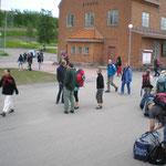 Halt in Kiruna
