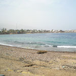 Strand in Dahab