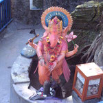 hinduistische Gottheit