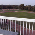 Blick auf die Sportanlage