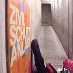 Schutzanlage in Basel