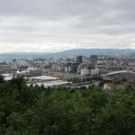Blick über Oslo