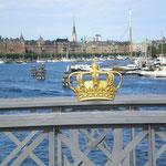die schwedische Krone ist überall