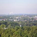 Aussicht übers Ruhrgebiet