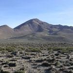 Cerro Guane Guane (5107m) - unser Gipfelziel