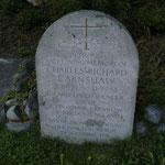 Bergsteigerfriedhof Zermatt