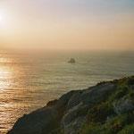 Fernblick von Kap Finestre