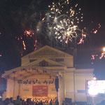 Feuerwerk als krönender Abschluss