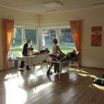 meine Retterinnen vom Massageservice