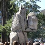 auf dem Plaza de Armas