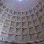 die Kuppel des Pantheons