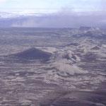 Blick ins Vulkangebiet