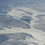 Patagonien aus der Luft