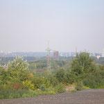 Aussicht Richtung Gelsenkirchen