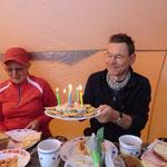 Roland hat Geburtstag