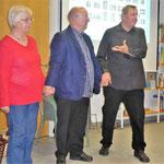 Martina Kreßner, Helmut Kleinbauer, Thomas Kreßner