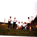 Das Düdelinger Team