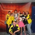 Wir Alle mit Marco Angelini ( 4ter bei DSDS )