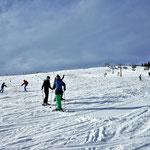 Feldberg im Schwarzwald im Winter