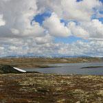 Die Weite der Hardangervidda...