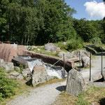 Idyllisch angelegt: Steinpark Rosendal