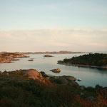 Küstenlandschaft bei Hellvik
