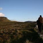 Der Weg zum Kaldekloven