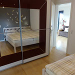 Aufebwahrungsmöglichkeiten im Schlafzimmer