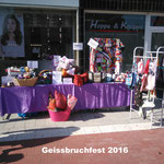 Geissbruchfest 2016, Kamp-Lintfort