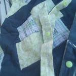 Umhängetasche für DIN-A4-Hefter, Schultasche
