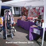 Kunst und Genuss 2016, Kamp-Lintfort