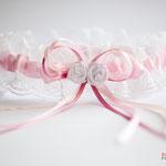"""Свадебная подвязка невесты """"Нежность"""". 300 руб."""