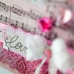 "Открытка подарочная ""Love"". 14х14 см. 250 руб."