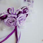 """Свадебная подвязка невесты """"Жизель"""". 350 руб. Продано."""