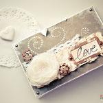 "Открытка ""Винтажная любовь"". 10х15 см. Цена: 200 руб."