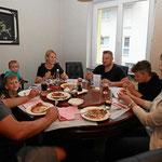 Extraraum für Gruppen und Familienfeiern