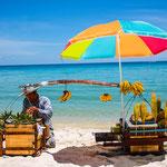 5.031 Strandverkäufer, Koh Samui