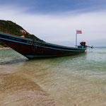 5.039 Koh Pangan, Longtailboot