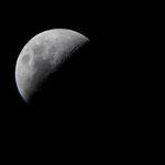 5.044 Der Mond auf LaPalma